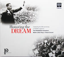 Honoring the Dream CD